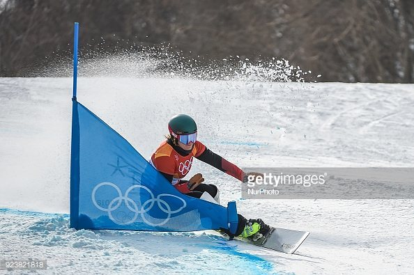 Patrizia Kummer - Pyeongchang - Getty Images