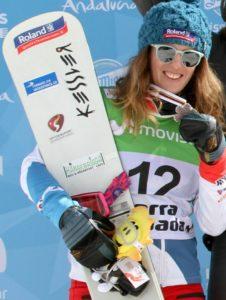 An der Snowboard Weltmeisterschaft 2017 in der Sierra Nevada gewinnt Patrizia Kummer Silber im Parallel Riesenslalom.